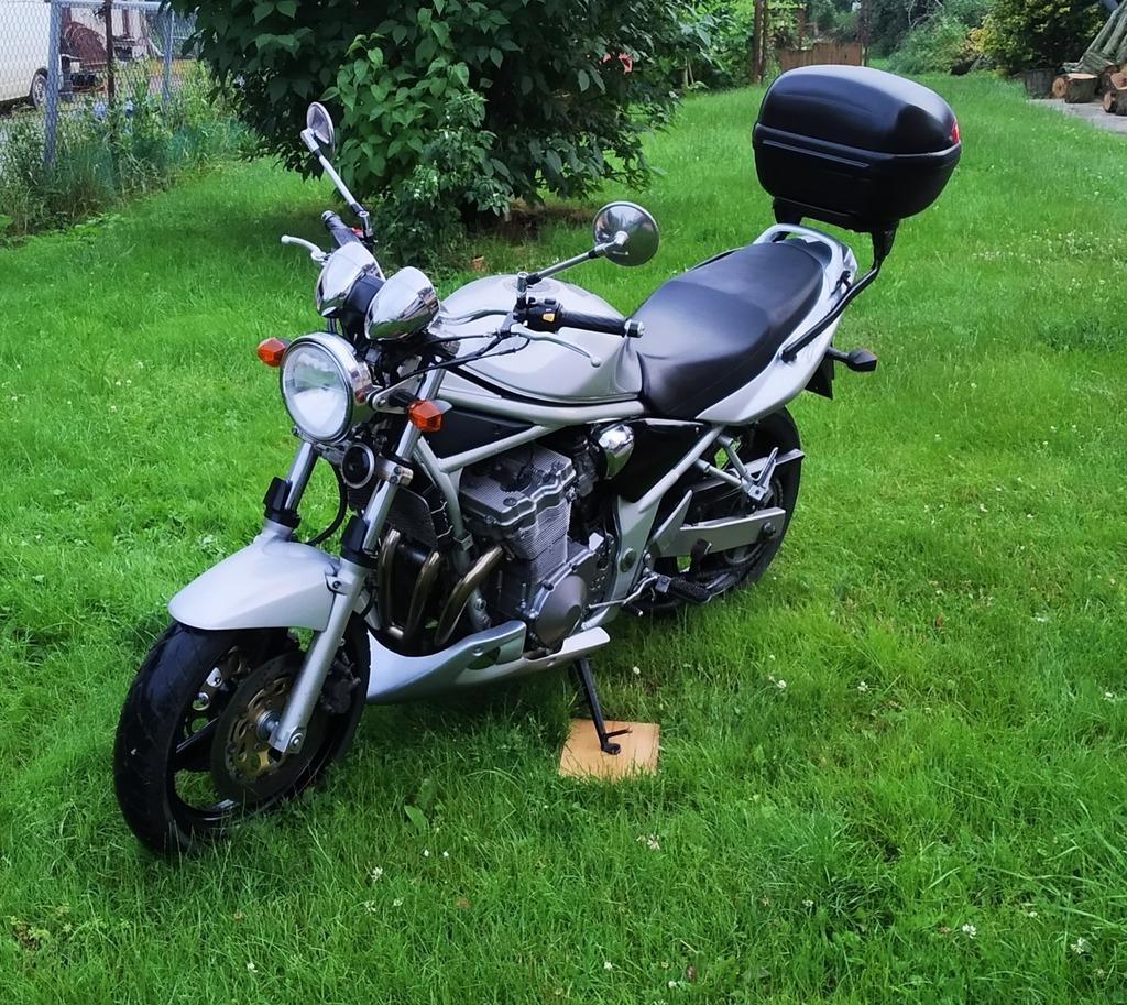 Suzuki Bandit Gsf 600 Cena 7000 00 Zl Bronisze Allegro Lokalnie