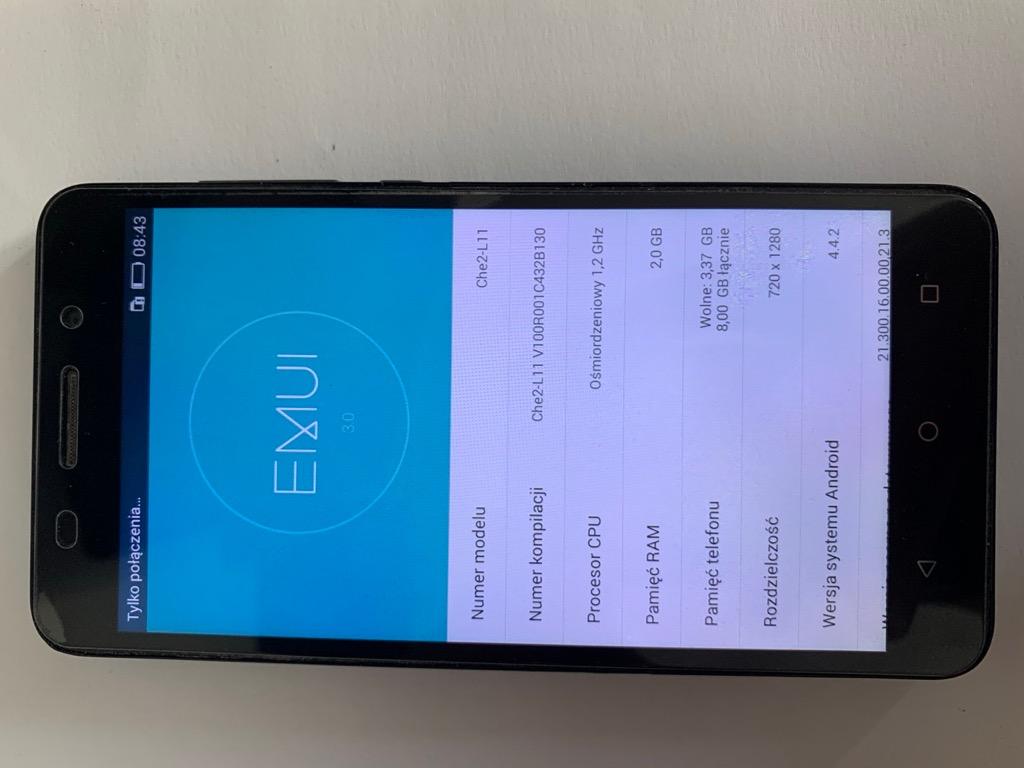 Huawei Honor 4x Kup Teraz Za 199 00 Zl Rumia Allegro Lokalnie