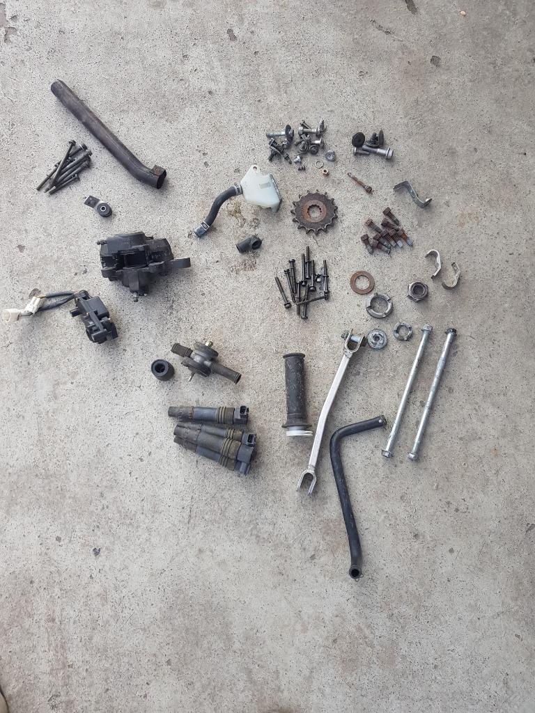 Двигатель suzuki gsxr k3 750 запчасти gsxr 750, фото 9