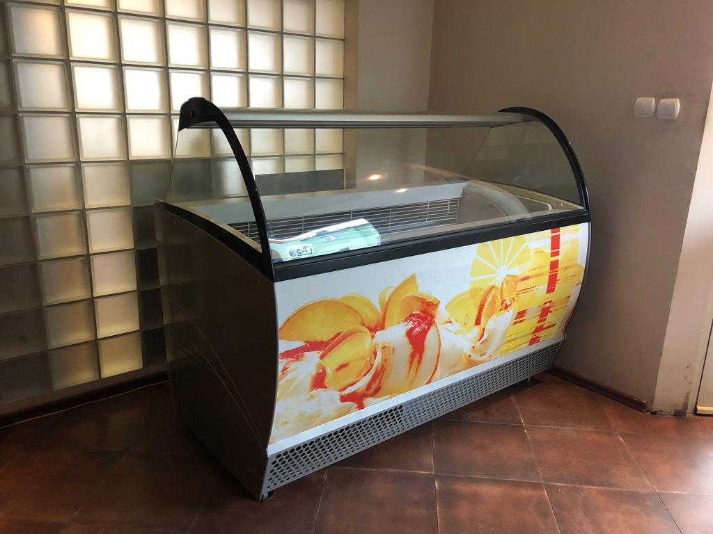 Морозильная камера Kuweciarka Conservator Витрина для мороженого