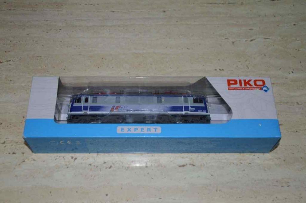 PIKO 96374 EU07-342 PKP INTERCITY ICCC Plux22