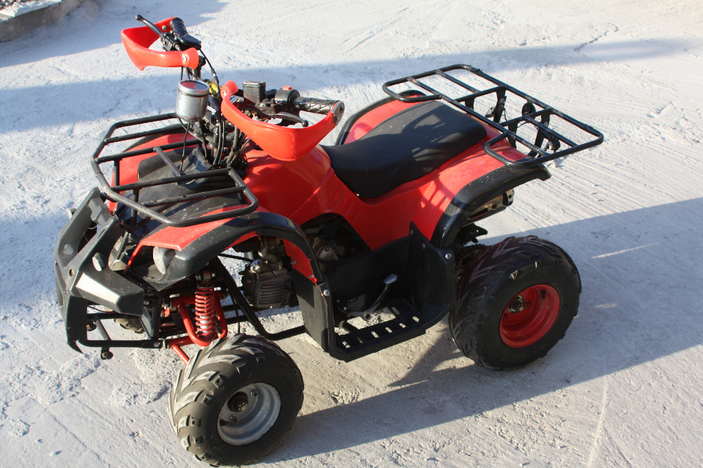 Квадроцикл ATV 110 Grizzly