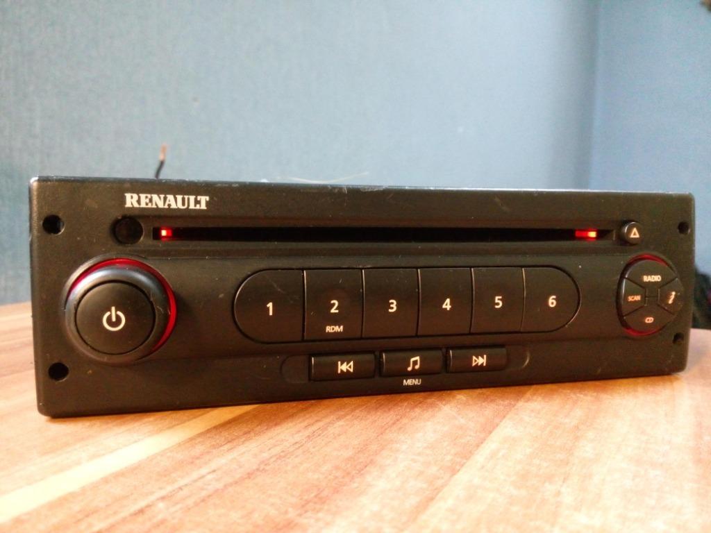 радио 12v renault cd kerax magnum премиум