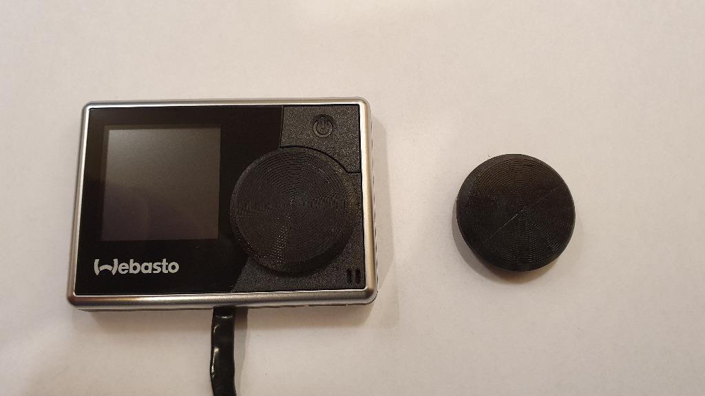 webasto multicontrol hd регулятор кнопку ластик 3d