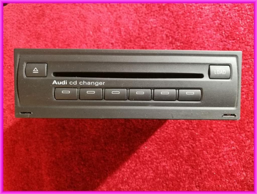 cd-чейнджер плит audi a6 c6 4e0035111