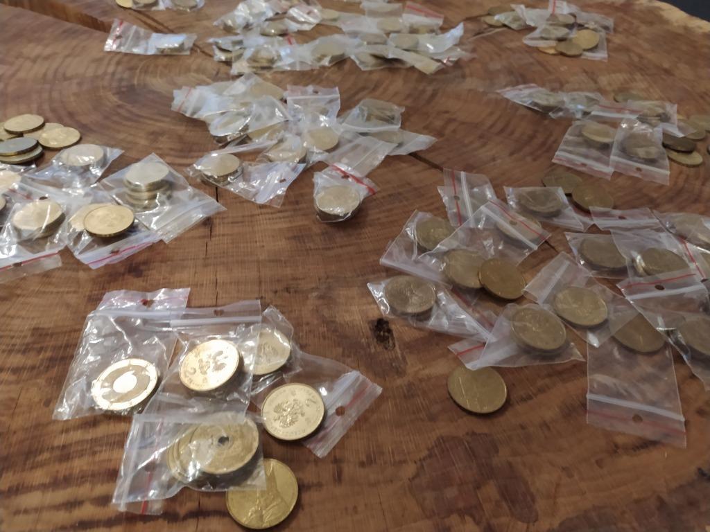 Kolekcja monet 2zł okolicznościowych 321szt GRATIS