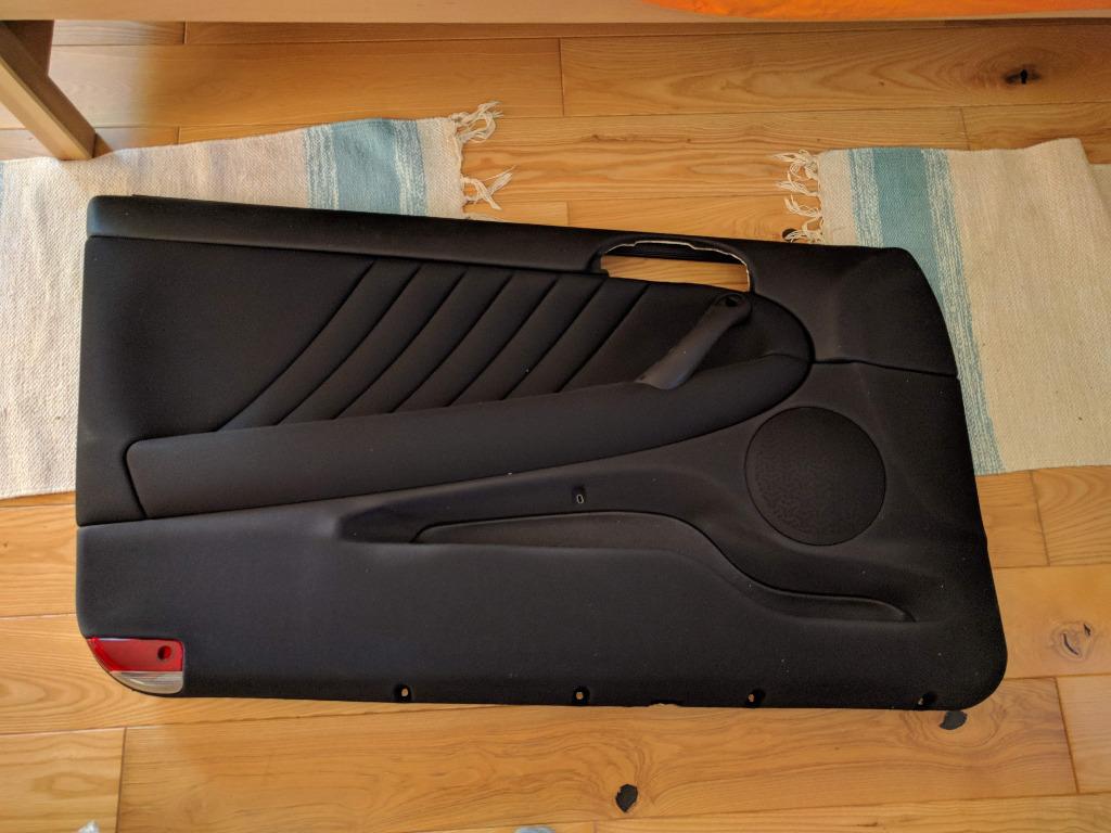 новый левый бекон двери альфа romeo 147 3d  gt