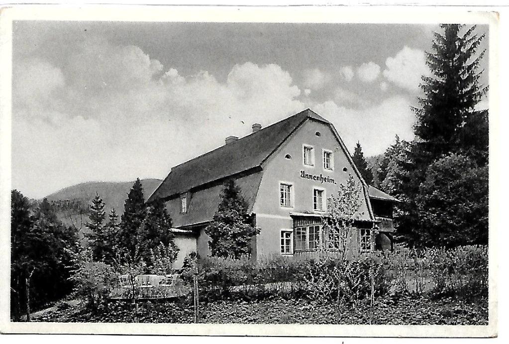 Długopole Zdrój, (Bad Langenau),1940 rok