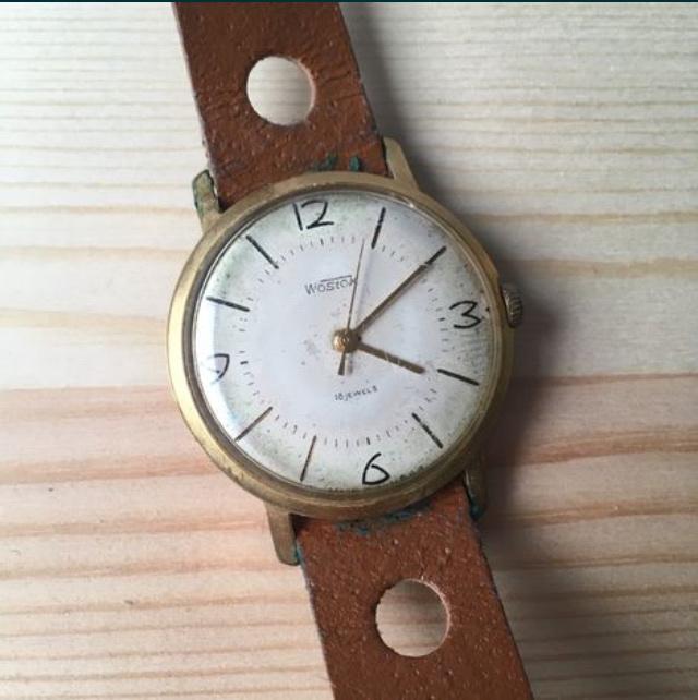 Zegarek Wostok sprawny