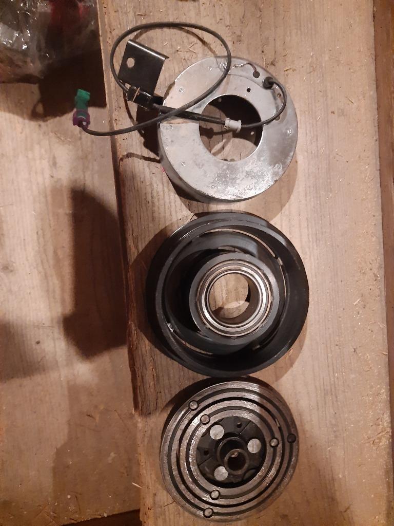 муфта компрессоры кондиционирования воздуха zexel vw  audi