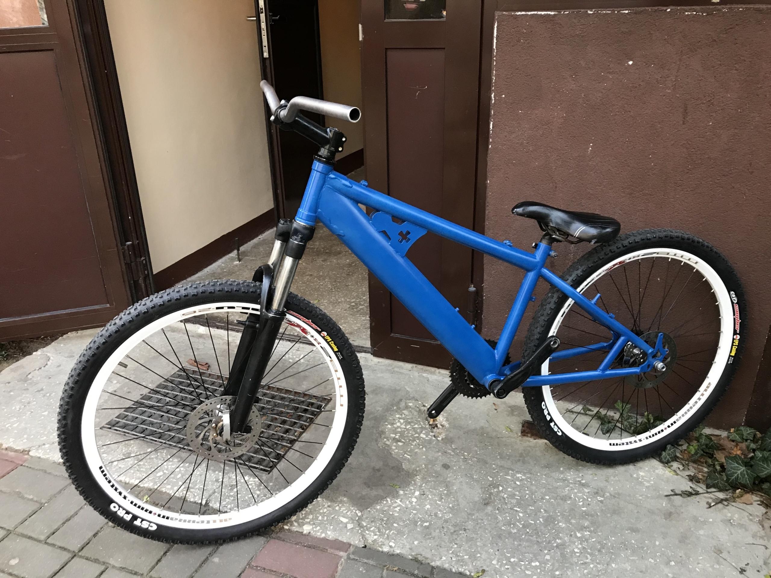 Rower Gtx 26 Mtb Dirt Stunt Kup Teraz Za 650 00 Zl Radom Allegro Lokalnie