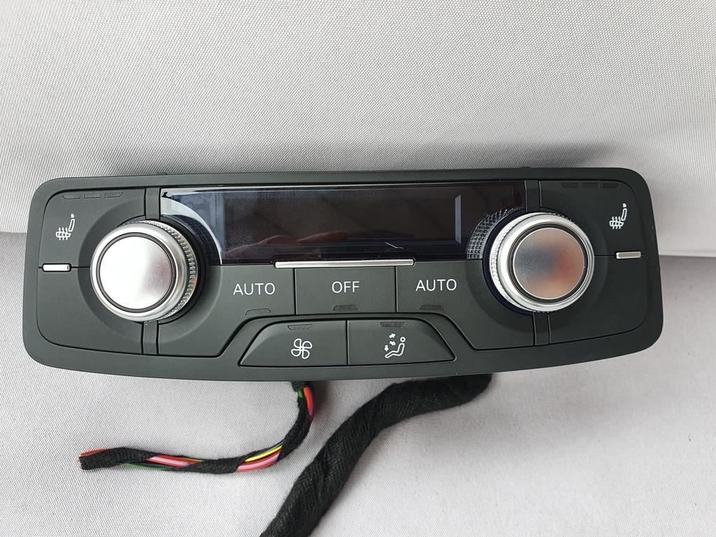 панель кондиционирования воздуха сзади audi 4go 919 158 r