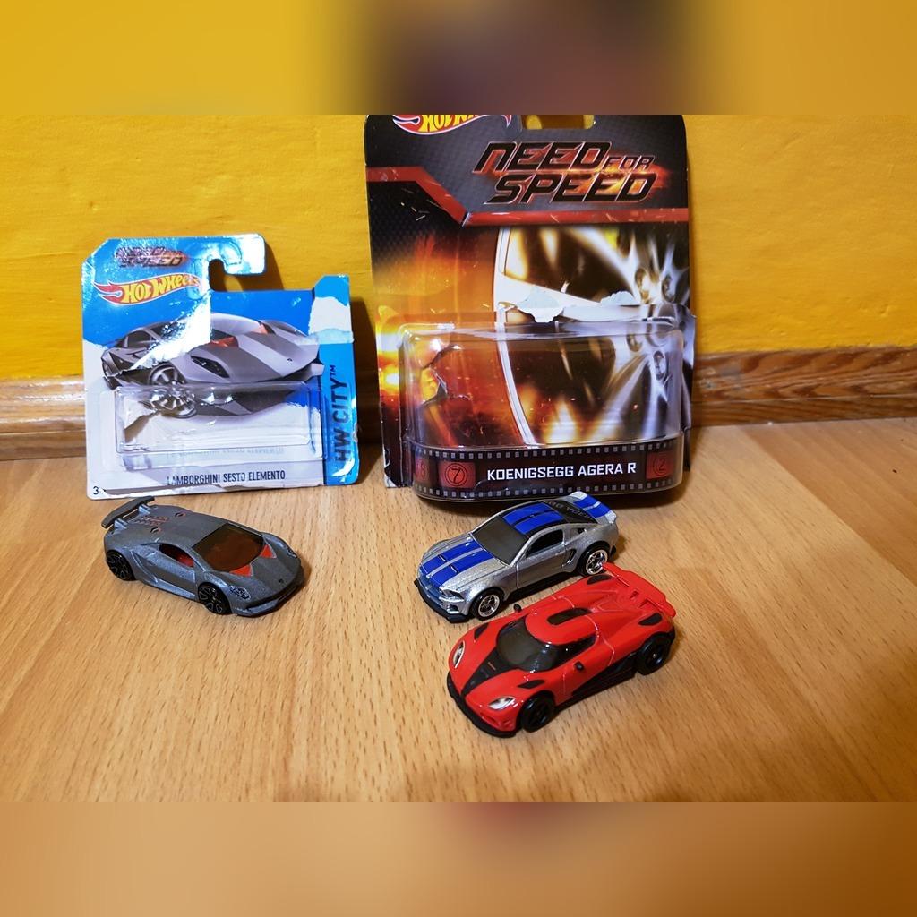 Hot Wheels Need Speed Koenigsegg Agera Mustang Kup Teraz Za 329 00 Zl Gdansk Allegro Lokalnie