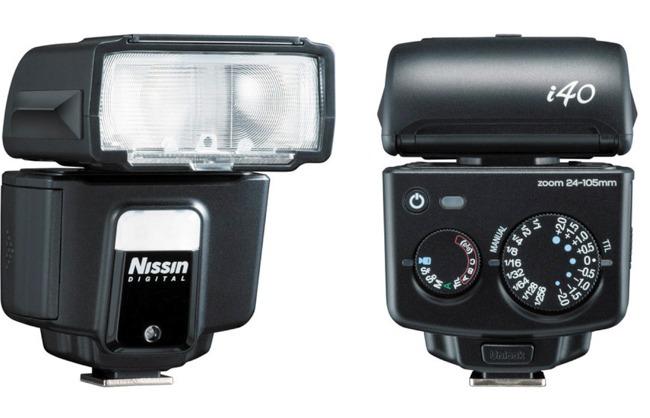 Lampa błyskowa Nissin i40 do Sony