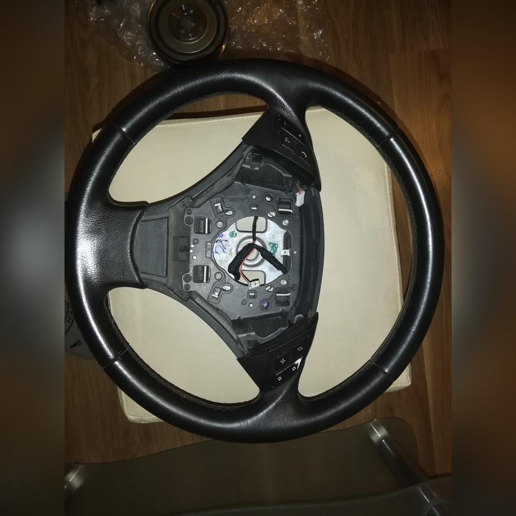 Kierownica Bmw E60 E61 Lci Lift Kup Teraz Za 157 00 Zl Szczytnica Allegro Lokalnie