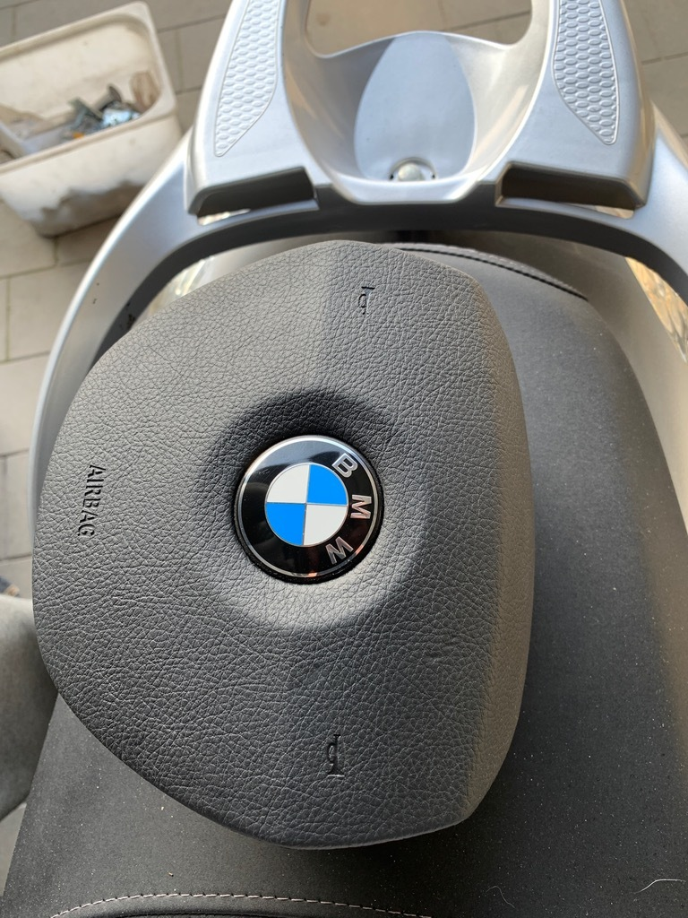 Picture of BMW F10 AIR BAG EUROPE