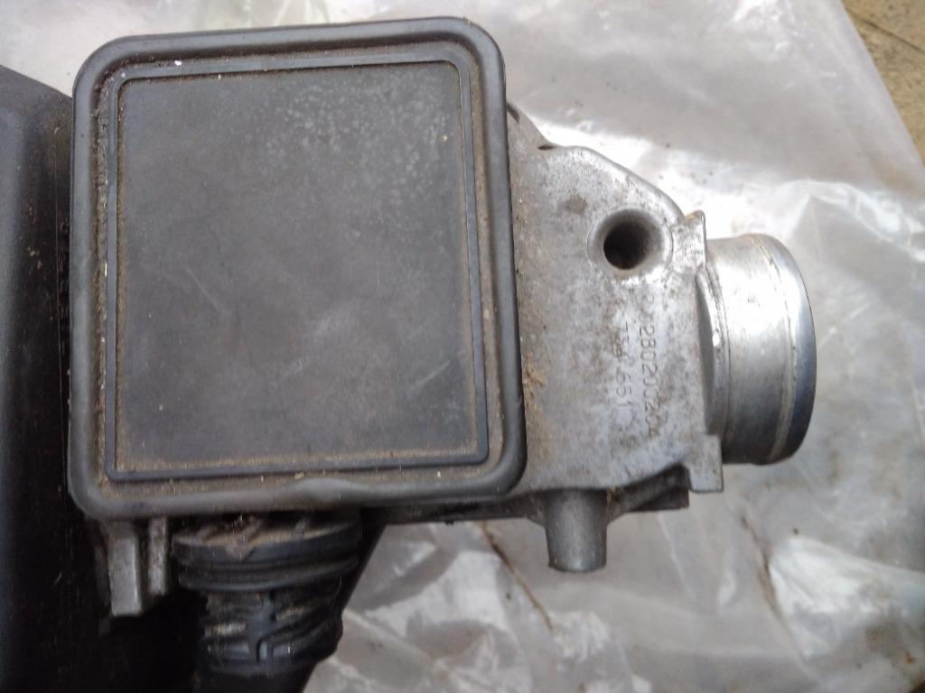 przepływka расходомер воздуха bmw e36 16