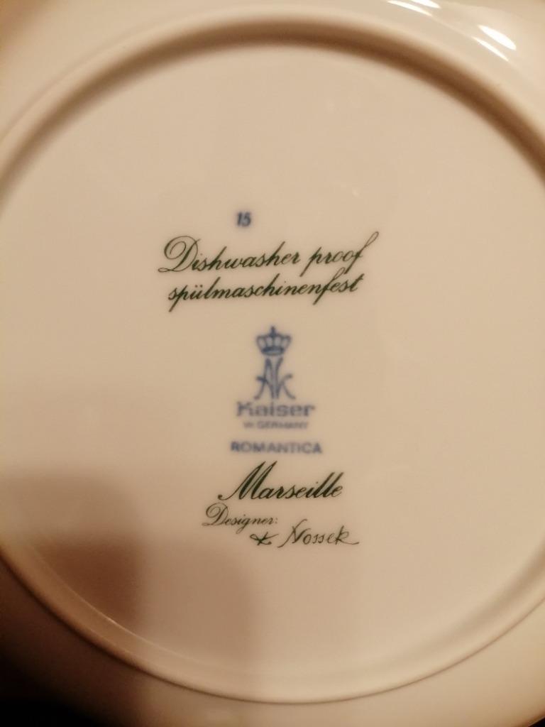 Serwis Kaiser W. Germany - Marseille-K. Nossek