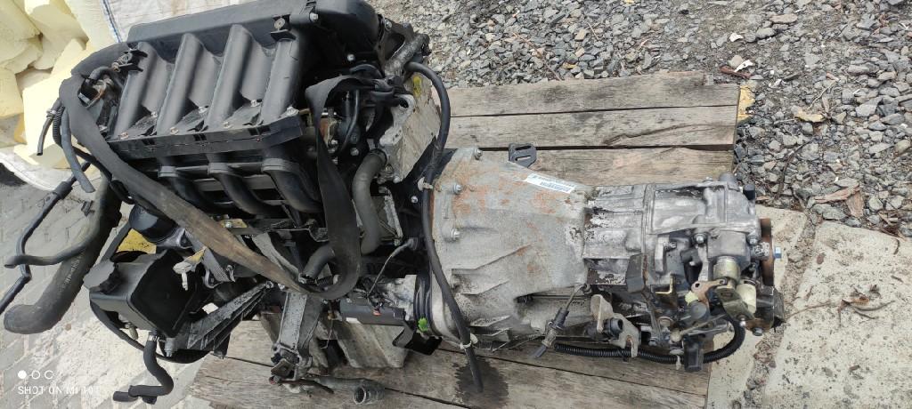 Двигатель sprinter 2.2 cdi комплектный 313cdi a 611, фото 2