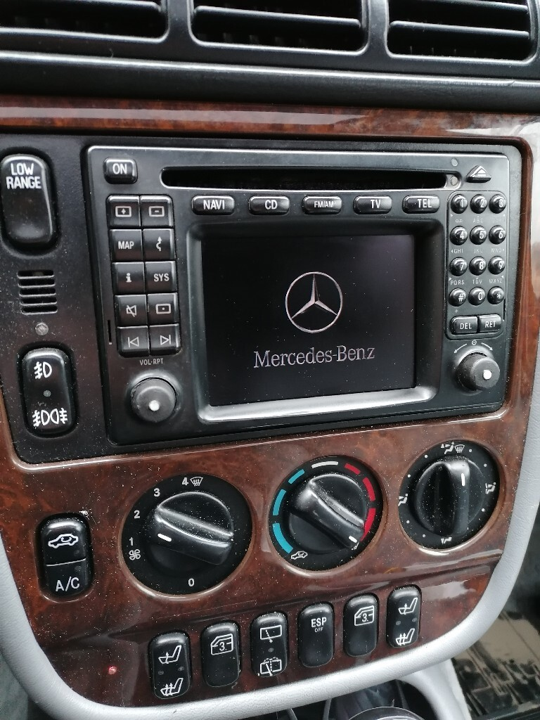 радио comand 2din mercedes w210w208 bose  pl soft