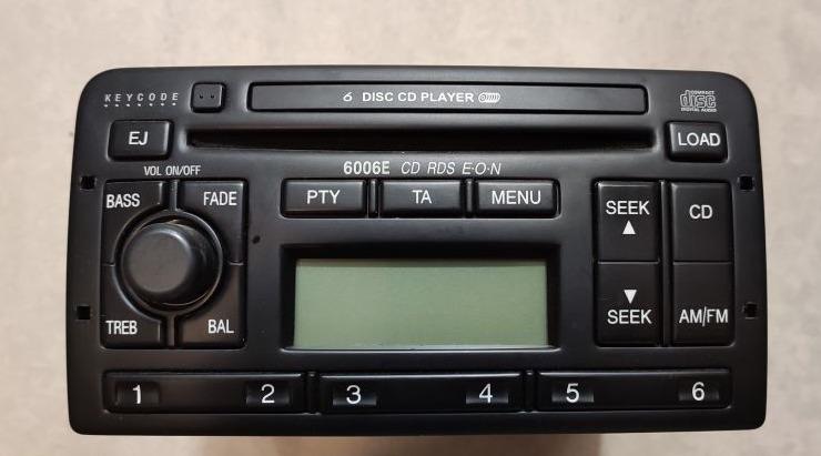 радио sony 6006e mondeo mk3