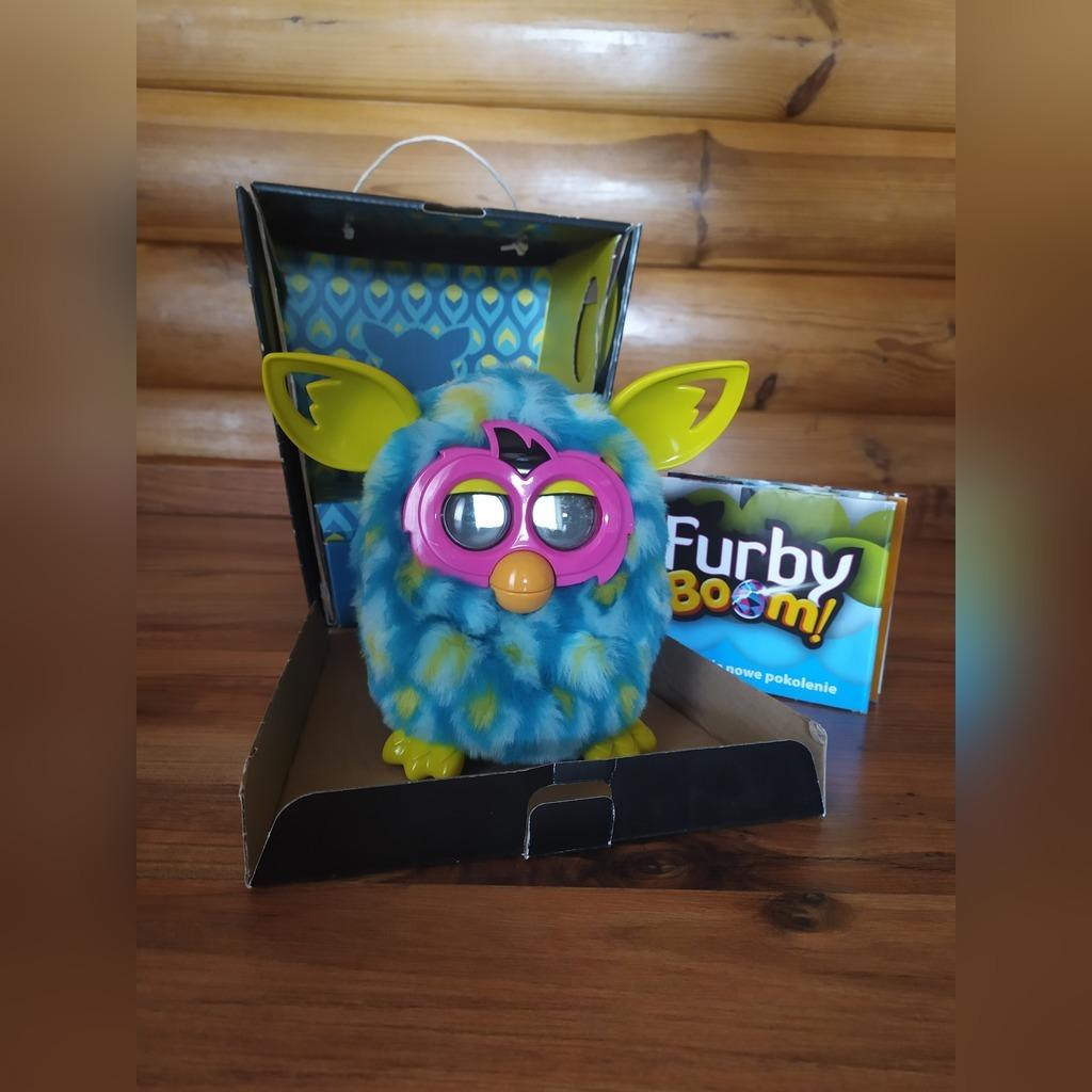 Furby Boom idealny stan
