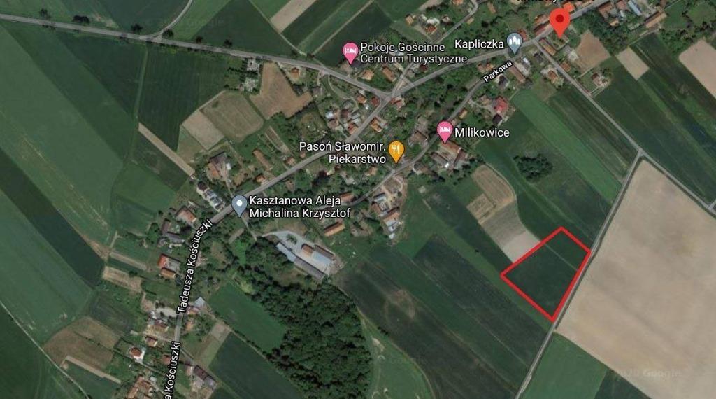 Сельскохозяйственный участок - Нижняя Силезия около Свидницы