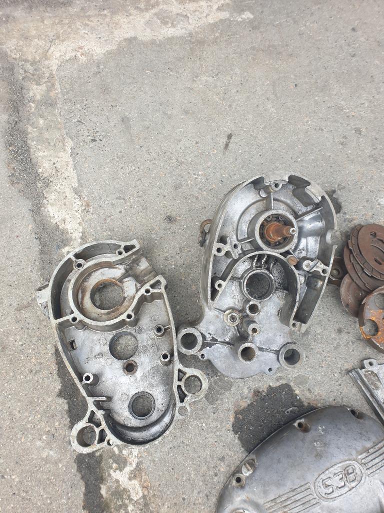 Двигатель запчасти romet мопедик komar kadet 003, фото 5