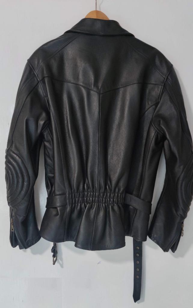 Кожанная куртка мотоциклетная ixs szfajcarska, фото 1
