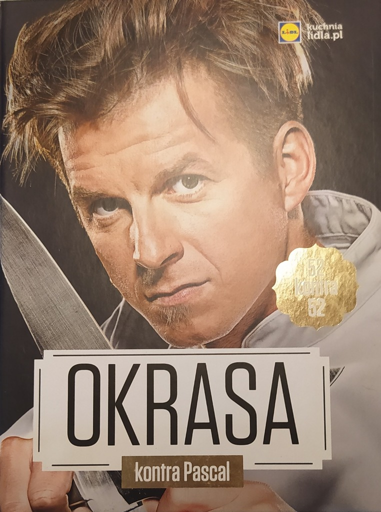 Kuchnia Lidla Okrasa Kontra Pascal Kup Teraz Za 10 00 Zl Elk Allegro Lokalnie