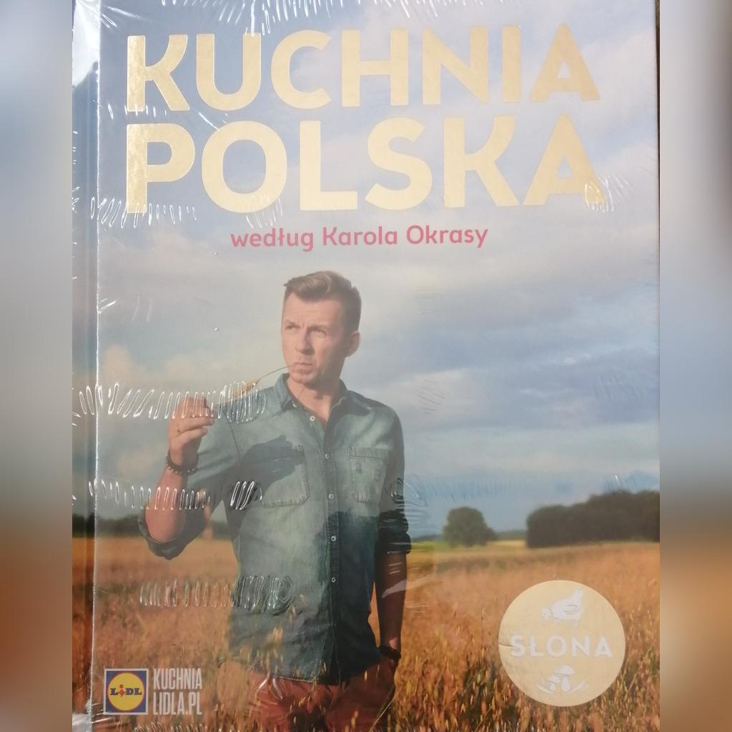 Kuchnia Polska Wg Karola Okrasy Kuchnia Lidla Kup Teraz Za 50 00 Zl Wroclaw Allegro Lokalnie