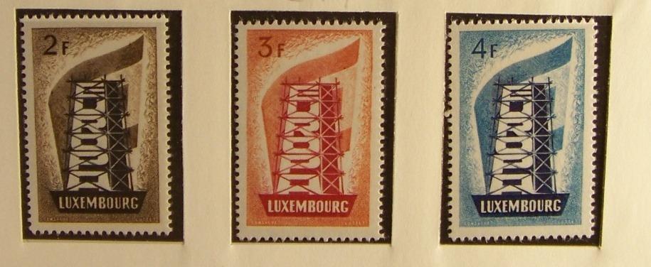 Europa  1956 - 1970 na 48 Kartach
