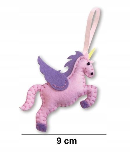 Купить Набор для шитья фетра Unicorn KEYCHAIN на Otpravka - цены и фото - доставка из Польши и стран Европы в Украину.