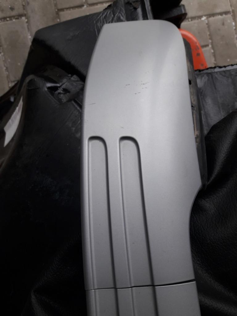 рейлінги дахові bmw x6 e71 e72 комплект ліва права, фото