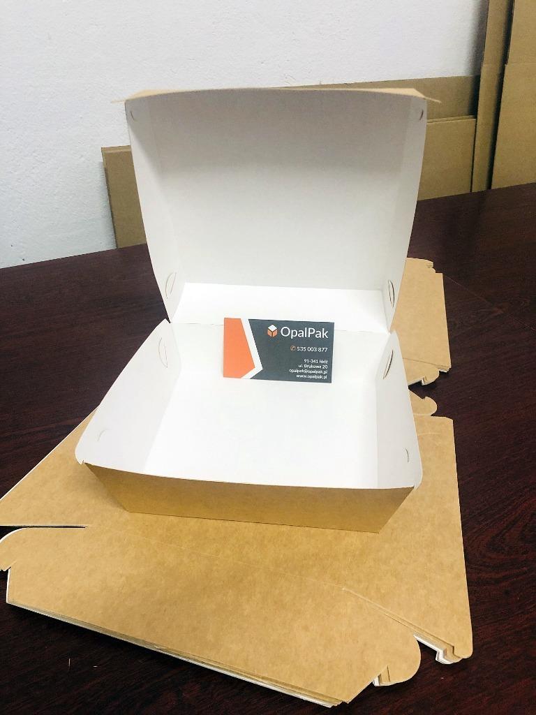 Lunch-box eco, składane