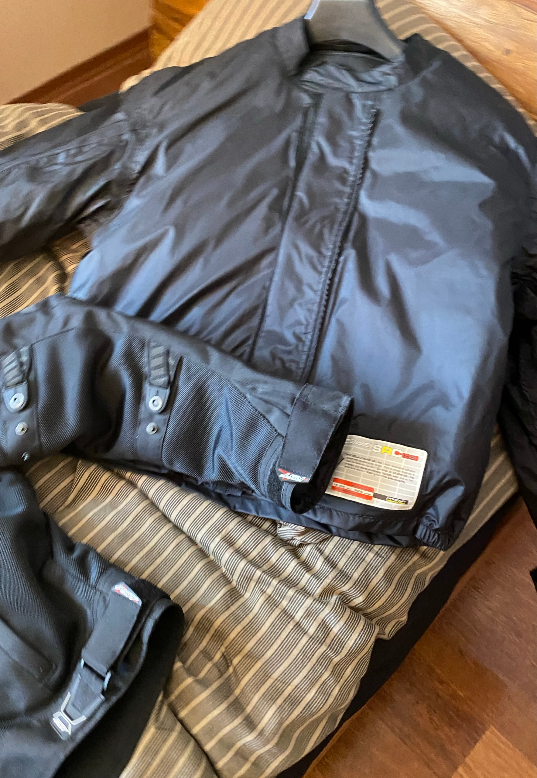 Куртка rst ventilator v 3xl новая, фото 2