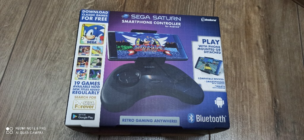 Купить Контроллер Sega для смартфона на Otpravka - цены и фото - доставка из Польши и стран Европы в Украину.