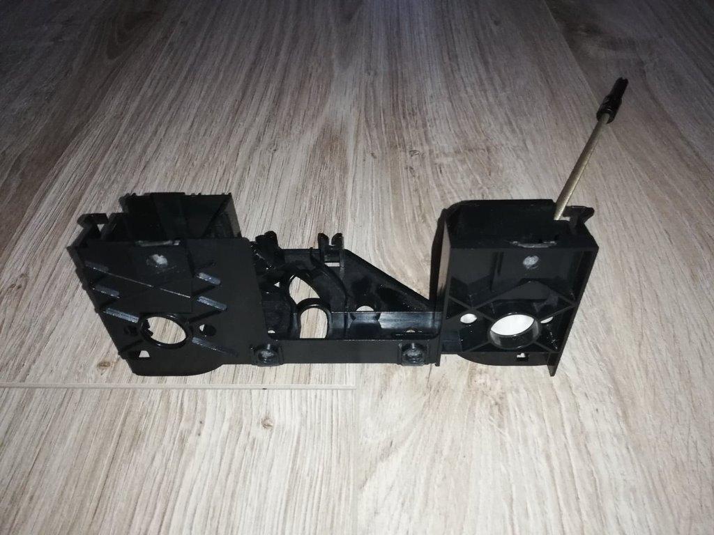 держатель - крепление панели кондиционирования воздуха audi - vw