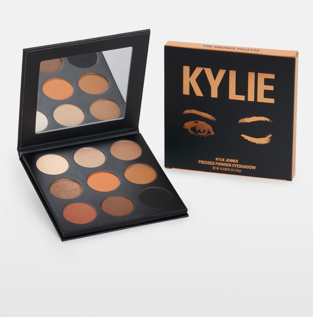 Paleta Cieni Kylie Jenner Pressed Powder Eyeshadow Kup Teraz Za 119 00 Zl Zbylitowska Gora Allegro Lokalnie