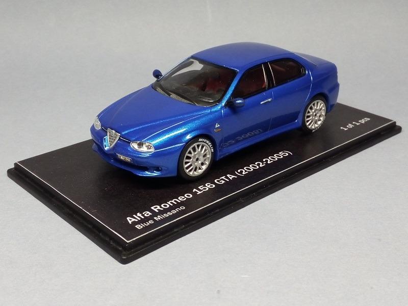 Alfa Romeo 156 Gta 1 43 Kup Teraz Za 349 00 Zl Bialystok Allegro Lokalnie