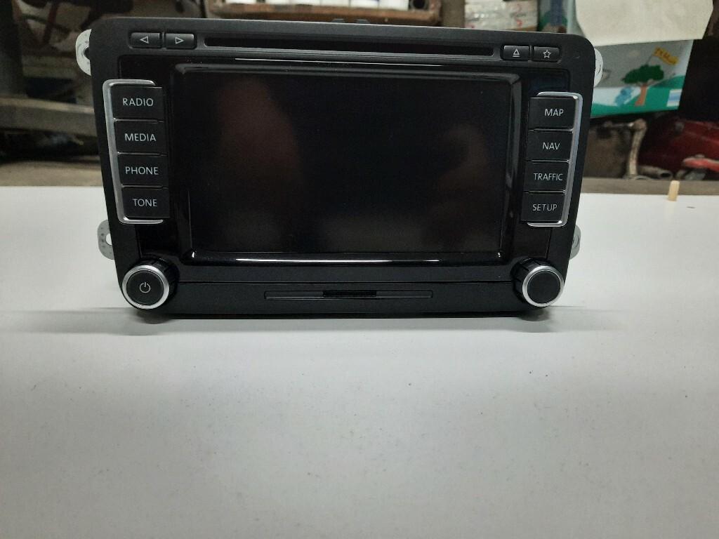 радио rns510 + модуль bluetooth - телефон - vw