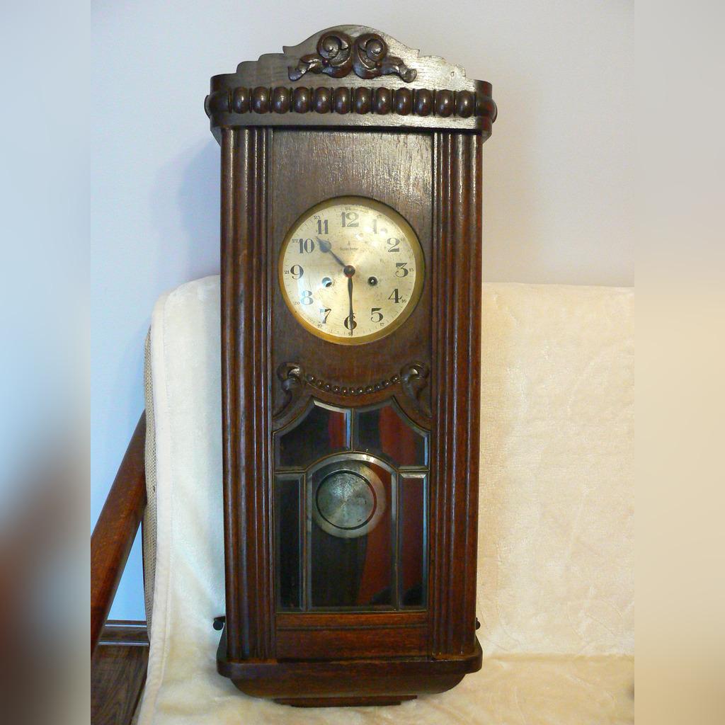 Часов беккер настенных оценка густав продать антиквариат настенные часы
