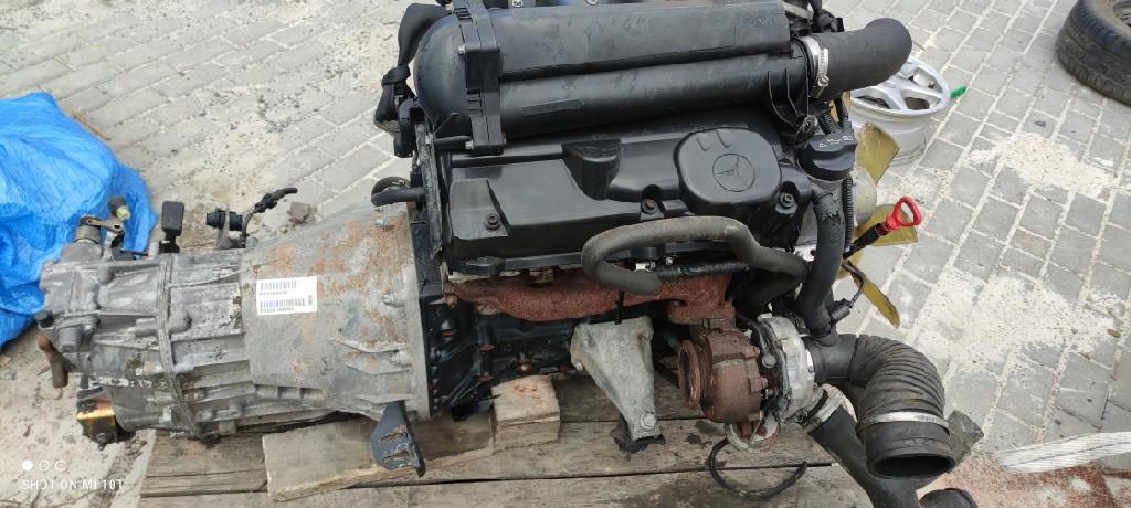 Двигатель sprinter 2.2 cdi комплектный 313cdi a 611, фото 0