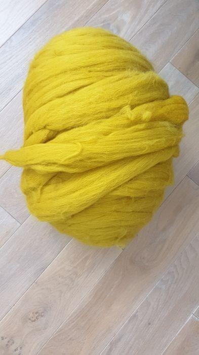 Купить Чесночная вата 4,5 кг, горчичного цвета на Otpravka - цены и фото - доставка из Польши и стран Европы в Украину.