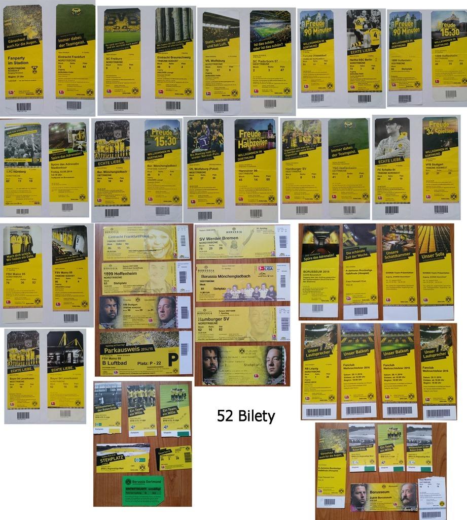 Купить 051TS510 Билеты БОРУССИЯ ДОРТМУНД на Eurozakup - цены и фото - доставка из Польши и стран Европы в Украину.