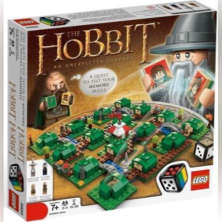 Lego Hobbit Niezwykla Podroz Gra Planszowa 3920 Kup Teraz Za 99 00 Zl Gdansk Allegro Lokalnie