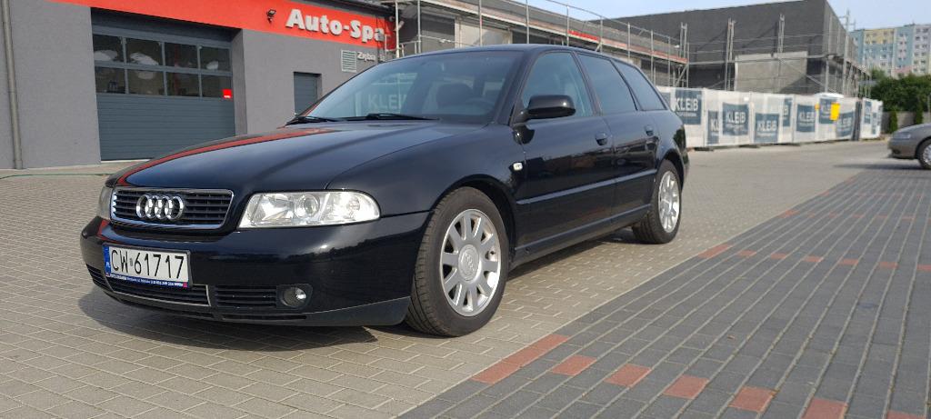 Audi A4 B4 Avant 2000 Cena 7800 00 Zl Wloclawek Allegro Lokalnie