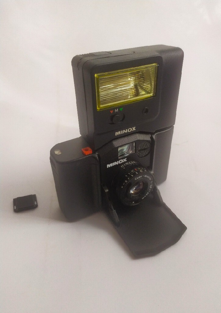 Aparat fotograficzny Minox