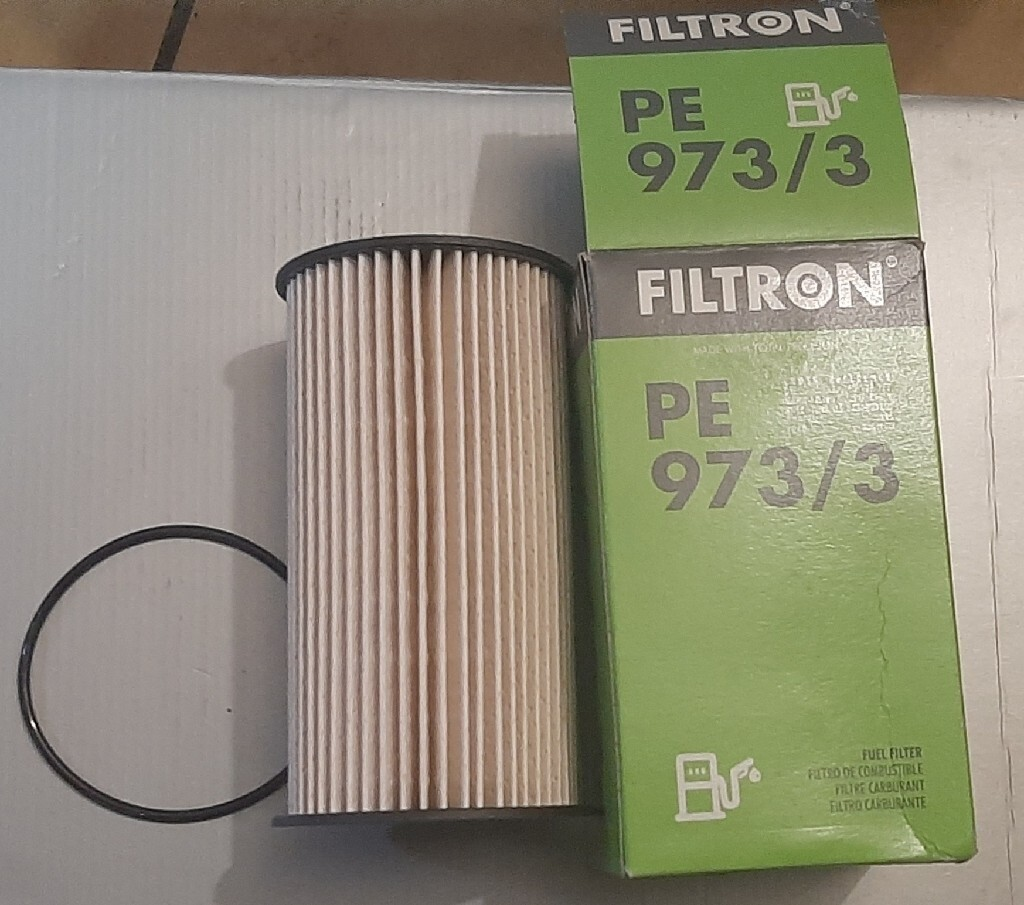 фильтр топлива pe 9733