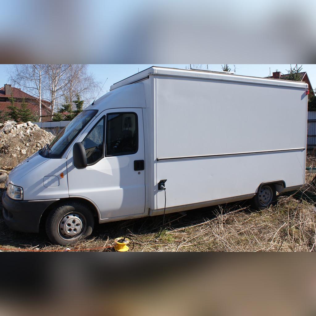 Samochod Gastronomiczny Food Truck Kup Teraz Za 55000 00 Zl Piechowice Allegro Lokalnie